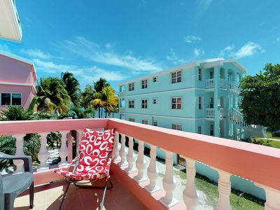 Photo for Beautiful, beachfront condo w/ shared pool, views, dock, & beach access!