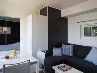 Photo for Strand49 Beach Bungalow with 2 bathrooms and modern decor