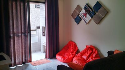 Photo for APTO 2 DORM, 1 SUITE FOR 8 PEOPLE 200m FROM THE BEACH, BARBECUE, TV TO CABLE, Wi Fi
