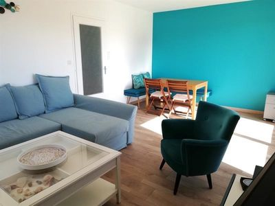 Photo for Apartment Les Sables-d'Olonne, 2 bedrooms, 5 persons