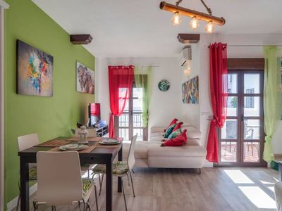 Photo for New- Duplex Andaluz to 30 meters beach