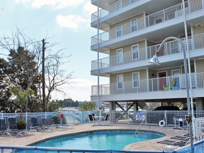 Photo for 2BR Condo Vacation Rental in Folly Beach, South Carolina
