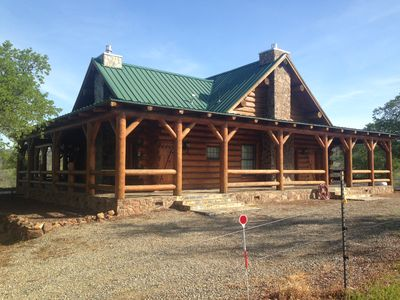 Photo for 3BR Cabin Vacation Rental in Catheys Valley, California