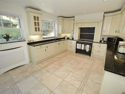 Photo for A fabulous coastal holiday home just a 2 minutes walk from the beach! Interiors are smart and contem