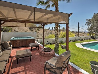 Photo for NEW! 'Havasu Down Under' Condo w/ Pool & Hot Tub!
