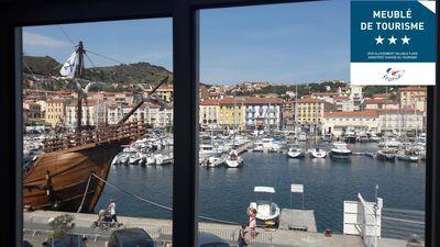 Photo for T3 conditioned Marina in PORT-VENDRES (COLLIOURE 2km)