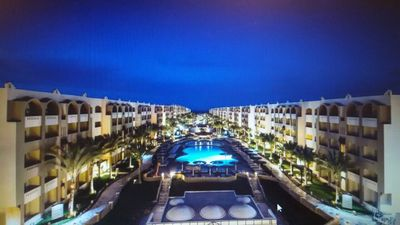 Photo for Nubia Aqua Beach Resort apt 918