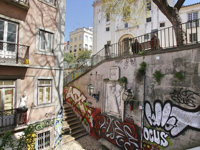 Photo for Casa das Escadinhas in the heart of Lisbon