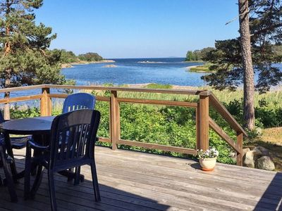 Photo for Vacation home Oskarshamn in Oskarshamn - 4 persons, 1 bedrooms