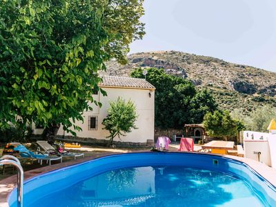 Photo for Cortijo Abril, the paradise in the sub-Andalusian Andalusia. Relax in the middle of nature