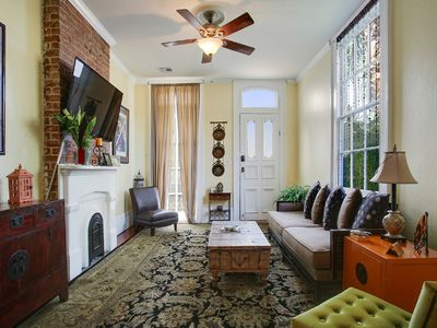 Photo for Romantic Marigny Get-away close to everything!!-