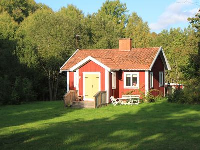 Photo for Small cottage in South Stone Lake, New 3 mil north of Karlskrona