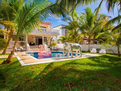 Photo for VILLA ELEPHANT Playacar Playa del Carmen
