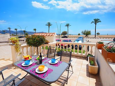 Photo for Vacation home Salins I  in Empuriabrava, Costa Brava - 5 persons, 3 bedrooms