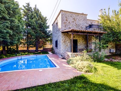 Photo for Two bedroom traditional villa with private pool