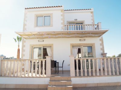 Photo for Villa Joanna DPSI7-Two Bed Villa -Pool-BBQ-Free WiFi-Close to Protaras Beach