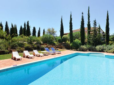 Photo for 3 bedroom Villa, sleeps 6 in Corotelo with Pool, Air Con and WiFi