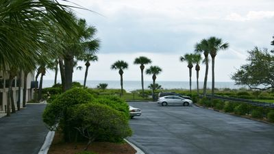 Photo for Beautiful one bedroom, one bath, poolside, ocean view, look at updates in pics