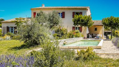 Photo for PROVENCE-LUBERON- OPPEDE high standing-design, comfort, view and private pool