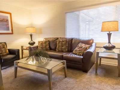 Photo for Purple Sage Flats #4: 1 BR / 1 BA apartment in Moab, Sleeps 4