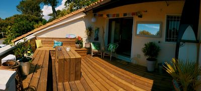 Photo for 2BR Apartment Vacation Rental in Soulac-sur-Mer, Nouvelle-Aquitaine