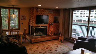 Photo for Keystone Co. 3 BR Condo.  Includes 6 FREE ski passes for each day of your stay!