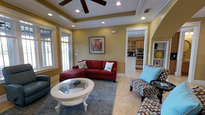 Photo for Private pool-3 Bedroom 1 story cottage-Clubhouse Amenities!