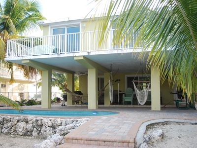 Photo for Oceanside Family Home In Perfect Area With Pool/spa And Dock