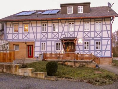 Photo for Apartment Kunzelmann in Bad Staffelstein - 2 persons, 1 bedrooms