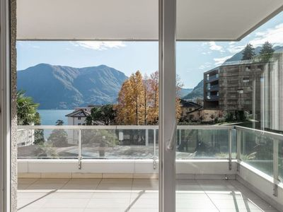 Photo for 5BR Apartment Vacation Rental in Lugano, Ticino