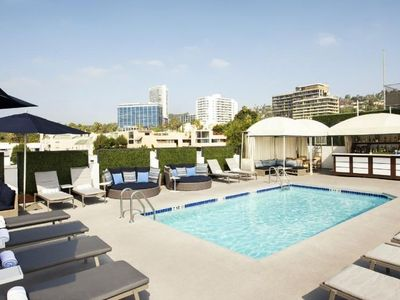 Photo for Great Find! Design King Suite, Rooftop Pool and Bar, Close to Attractions!