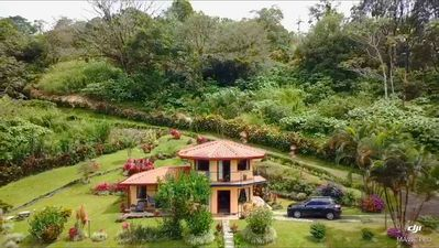 Photo for Private Villa is Paradise with Tropical Gardens & Rain Forest Trail by River