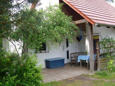 Photo for Cozy Holiday Home in Brandenburg near Lake
