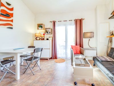 Photo for Vacation home Les Marines du Roussillon in Saint Cyprien - 5 persons, 2 bedrooms