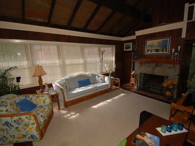 Photo for Historic Beach House with Modern Conveniences - 30 steps to beach!