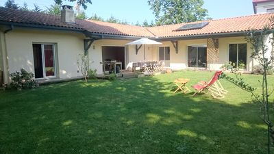 Photo for MAISON GRAND GARDEN in BAYONNE (immediate vicinity of Biarritz and Anglet)