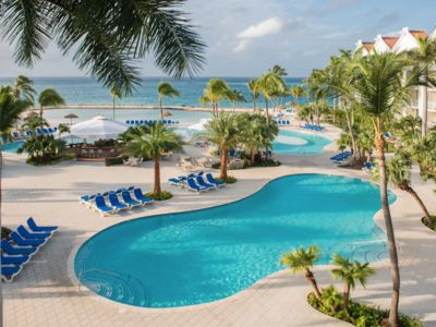 Photo for A Gorgeous Connected Oceanside HOTEL Condo at the Aruba Renaissance
