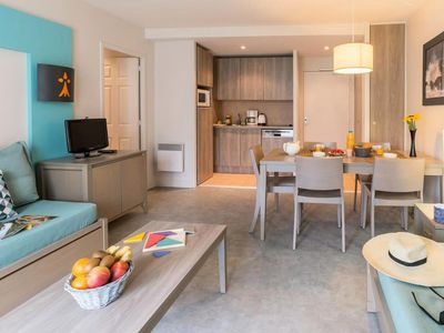 Photo for Residence Pierre & Vacances L'Archipel *** - Apartment 2/3 rooms 6/7 people Standard