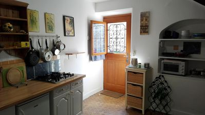 Photo for Numéro Dix-Sept - Quaint yet spacious three storey one bedroom town house
