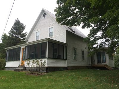 Photo for 3BR Farmhouse Vacation Rental in Alburg, Vermont