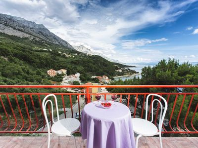 Photo for Apartment RB  Margarita (6+2)  - Brela, Riviera Makarska, Croatia