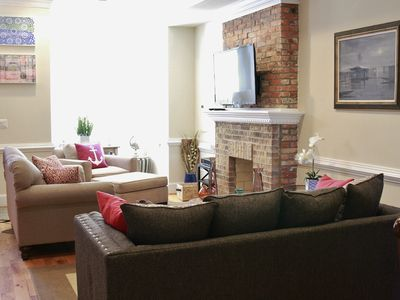 Photo for Unwind in this Lovely Vacation Rental in the Logan Circle Area of DC!
