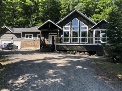 Photo for Luxury Executive Muskoka Residence.  Minutes to Golf, Skiing, Lakes, Fine Dining