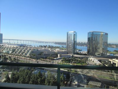 convention center, Coronado bridge, marriott