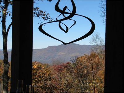 Photo for Luxurious WNC Mountain Top Home With Panoramic Mountain Views in the mountains