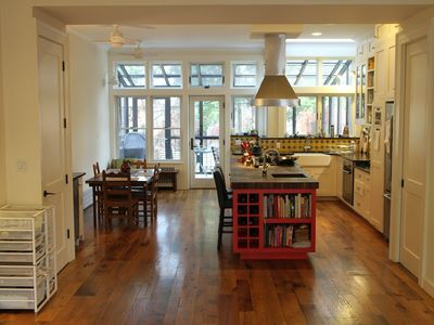 Photo for Stunning 3 Bedroom Park Slope Brooklyn House with Garden. Great location.