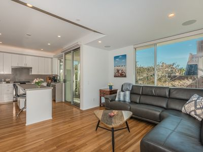 Custom Built Condo In The Heart of Carlsbad with Ocean View!