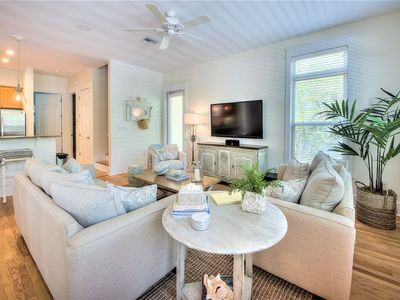 Photo for 'TIDE TOGETHER' a gorgeous 3 bedroom home with 2 pools!