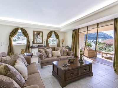 Photo for AMAZING VILLA, 100 METERS FROM THE SEA.