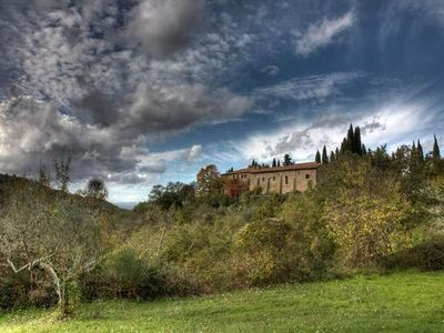 Photo for Holiday house Cortona for 2 - 10 persons with 4 bedrooms - Farmhouse